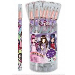 Penna gel Multicolor Gorjuss