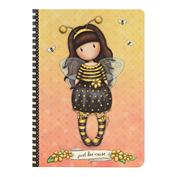 NOTEBOOK A5 bee loved