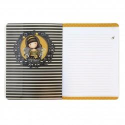 Notebook  A5 con gorgiolino...