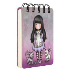 Notebook a spirale  Gorjuss...