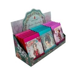 Mirabelle Pocket Notebook...