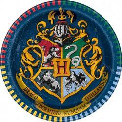 Piatti di carta Harry...