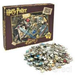 Harry Potter Horcrux Puzzle...